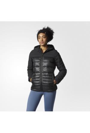Adidas Cozy Down Kadın Siyah Mont (Ap8689)