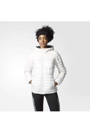 Adidas Cozy Down Kadın Beyaz Mont (Ax8303)