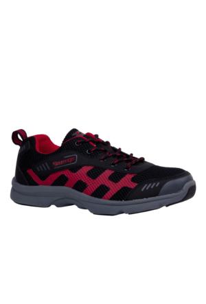 Slazenger Avok Koşu Erkek Ayakkabı Siyah
