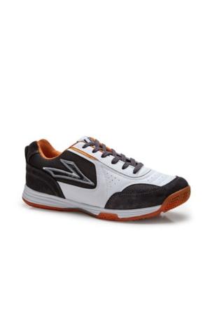 Lig Voleybol Ayakkabısı Beyaz-Turuncu