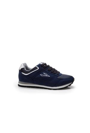 Lig 15-01-30 Spor Ayakkabı Lacivert