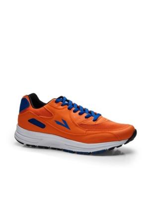 Lig 15-02-130 Spor Ayakkabı Turuncu