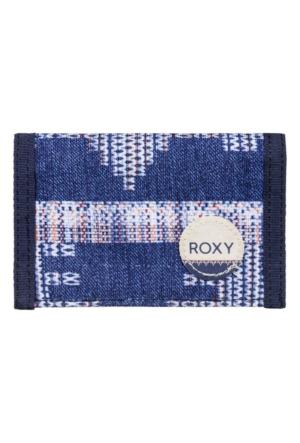 Roxy ERJAA03137 Bayan Mavi Cüzdan