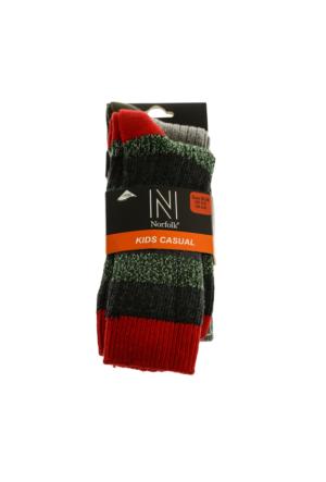 Norfolk Çocuk Çorabı Mario-A2