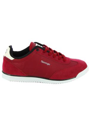 Slazenger Emar-Burgundy Spor Ayakkabı SA26LK015-620