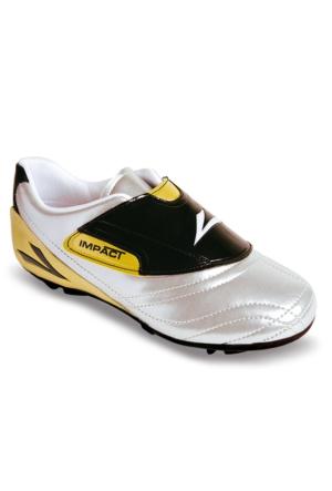 Lig İmpact Gümüş Siyah Halı Saha Ayakkabısı