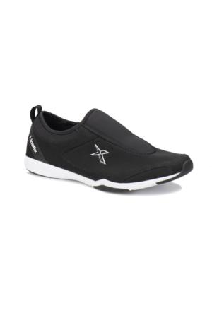 Kinetix Macon Siyah Beyaz Erkek Yürüyüş Ayakkabısı