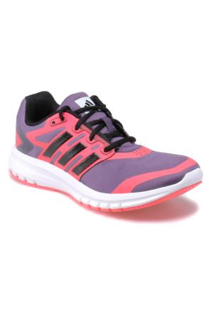 Adidas B33548 Siyah Kırmızı Kadın Koşu Ayakkabısı