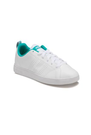 Adidas Advantage Clean Vs W Beyaz Kadın Sneaker