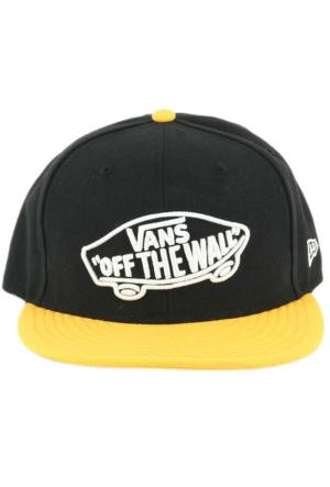 Vans Home Team New Era Siyah Sarı Erkek Şapka