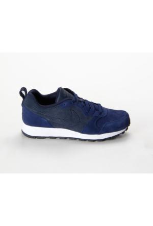 Nike 819834-400 Md Runner Leather Günlük Spor Ayakkabısı
