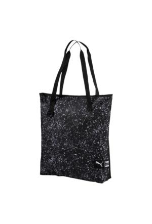 Puma 074412-01 Fundamentals Shopper II Black Kadın Çanta