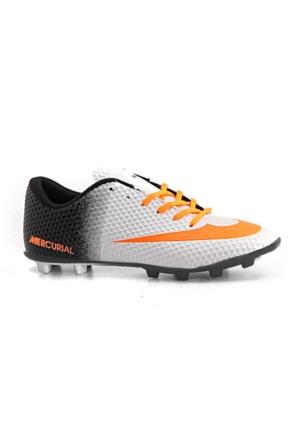 Walked 401 Merdane Erkek Futbol Çim Krampon Spor Ayakkabı