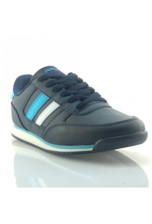Pinokyo 8111 Unisex Spor Ayakkabı Yeni Sezon Mavi