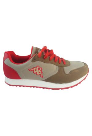 Kappa Erkek Spor Ayakkabı Bej 13027XK0C70