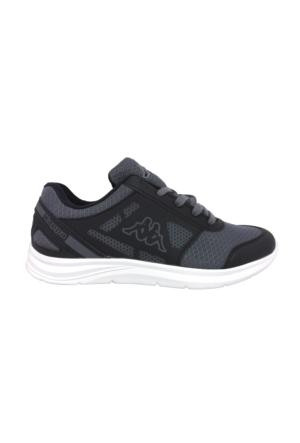 Kappa Erkek Spor Ayakkabı Siyah 1303IWG0713