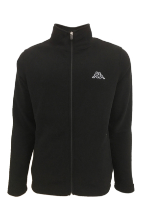 Kappa Erkek Polar Sweatshirt Siyah 1303H200005