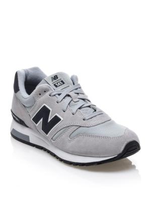 New Balance 565 Erkek Spor Ayakkabı Gri ML565WNW