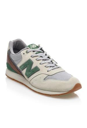New Balance 996 Erkek Spor Ayakkabı Bej MRL996NH