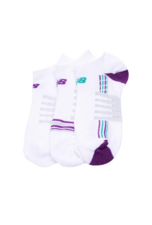 New Balance Erkek Çorap Beyaz N5010356-3EU-WT