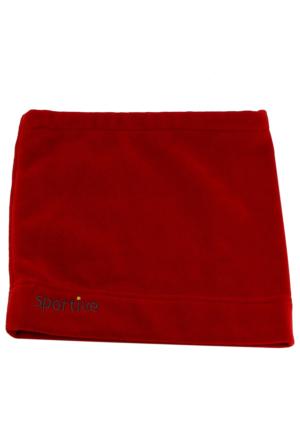 Sportıve Boyunluk Erkek Kırmızı 0621531