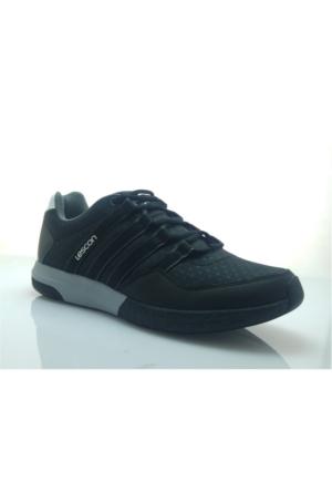 Lescon 4529 Erkek Spor Ayakkabı Siyah