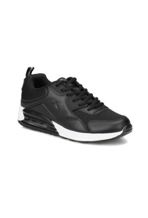 Kinetix Alven Mesh W Siyah Beyaz Kadın Sneaker