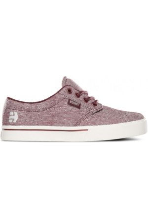 Etnies Kids Jameson 2 Eco Brown Red Ayakkabı