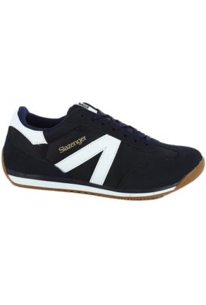 Slazenger Mad Navy / White Spor Ayakkabı