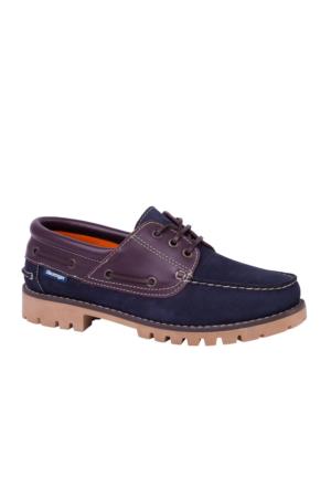 Slazenger Haris Erkek Deri Günlük Giyim Ayakkabı