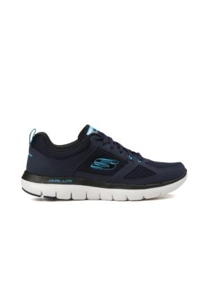 Skechers Lacivert Erkek Günlük Ayakkabı 52180 Nvbl