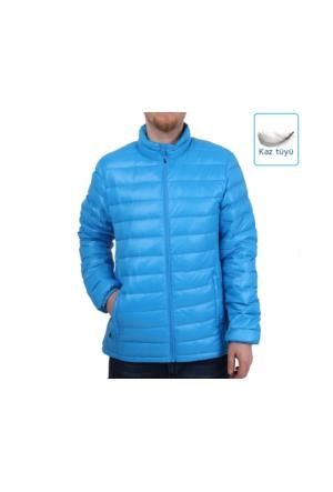 Icepeak Turkuaz Erkek Outdoor Montu 56212 815 330