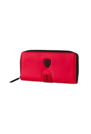 Puma Kırmızı Kadın Cüzdanı 7451402