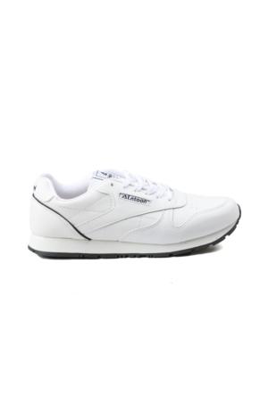 Letoon Beyaz Erkek Ayakkabısı Maratonb