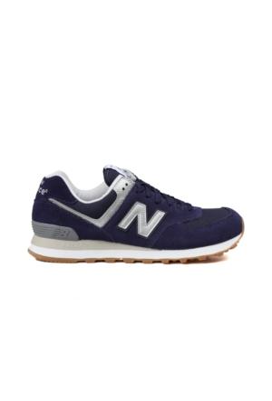 New Balance Mor Erkek Günlük Ayakkabı Ml574Hrj