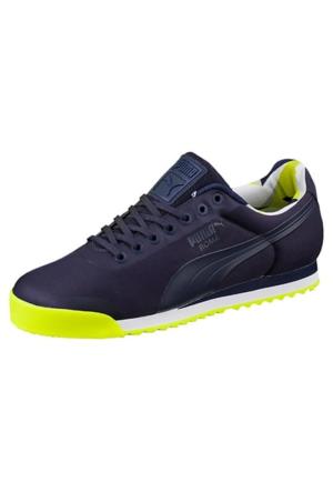 Puma Roma Basic Geometric Erkek Spor Ayakkabı 362406 01