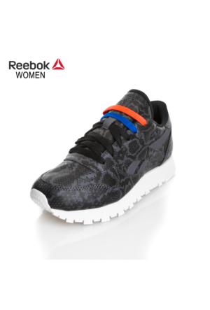Reebok Kadın Spor Ayakkabı Siyah AR1576