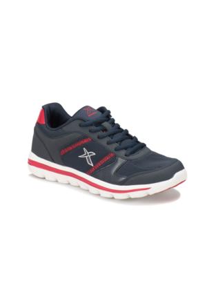 Kinetix Arton Tx Lacivert Kirikbeyaz Kırmızı Erkek Yürüyüş Ayakkabısı