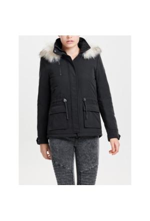 Only Parka Onlstarlight Fur 15118859-BLK