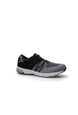 Lig 15-02-175 Siyah - Beyaz 01 Spor Ayakkabı