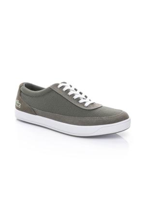 Lacoste Lyonella Lace 117 2 Kadın Kahverengi Sneaker Ayakkabı 733Caw1066.4C6