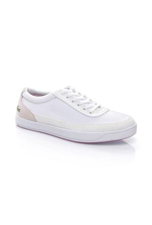 Lacoste Lyonella Lace 117 2 Kadın Beyaz Sneaker Ayakkabı 733Caw1066.Z54