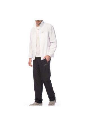 Slazenger Orion Erkek Eşofman Takım Beyaz