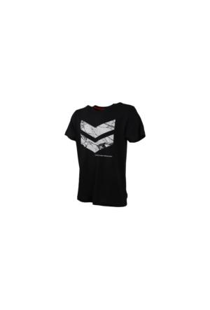Hummel Siyah Erkek T-Shirt T09266 2001