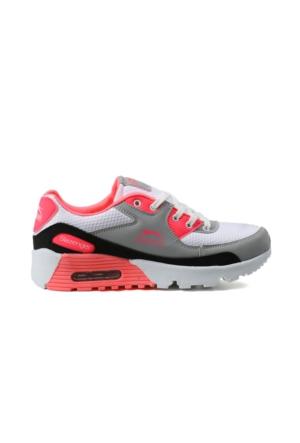 Slazenger Kadın Ayakkabısı ARTAN-BEYAZ-FUJI