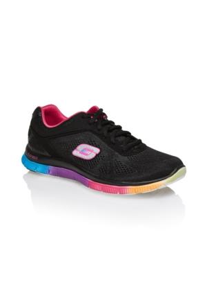 Skechers Flex Appeal 2.0 Kadın Spor Ayakkabı 99999199 Bkmt
