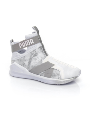 Puma Fierce Strap Swan Beyaz Kadın Ayakkabı 189461.02