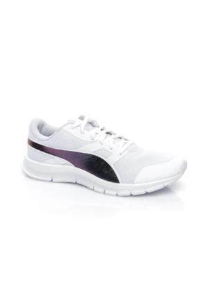 Puma Flexracer Beyaz Kadın Ayakkabı 362381.02