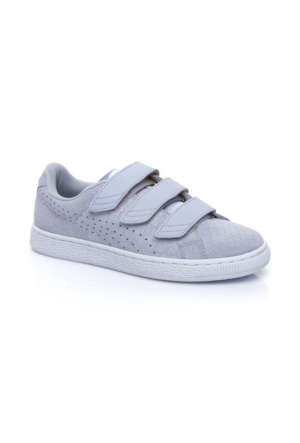 Puma Basket Mavi Kadın Ayakkabı 362707.04