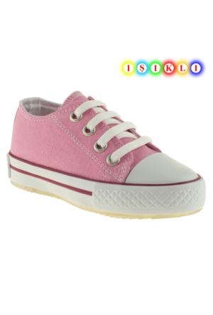 Jump 15705 Pembe Çocuk Spor Ayakkabı